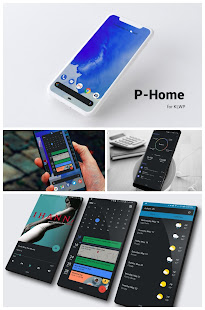 P-Home for KLWP for PC-Windows 7,8,10 and Mac apk screenshot 2