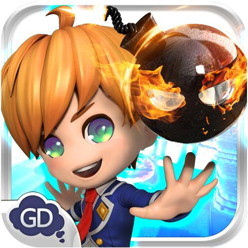 爆爆王國-首款3D可愛炸彈人 file APK Free for PC, smart TV Download