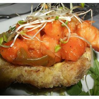 Shrimp Fricassee
