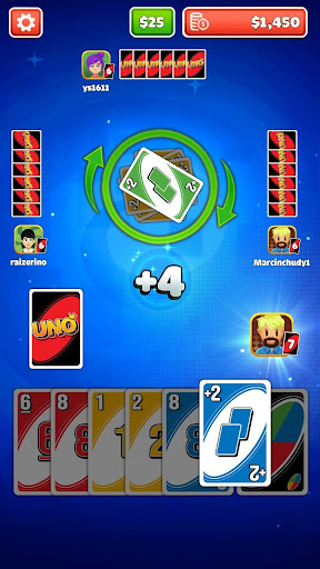 Uno Classic 1.03 screenshots 7