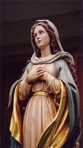 Virgin Mary Wallpaper New HD Screenshot 2