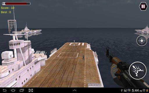海军炮艇反恐精英