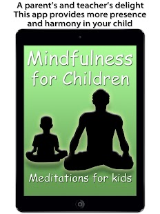 Mindfulness for Children free- screenshot thumbnail