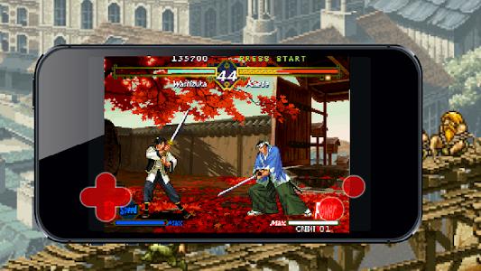 GnGeo - Neogeo Arcade Emulator 1 0 6 APK for Android