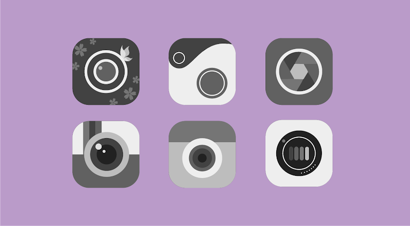 Greyed Icon Pack Screenshot 5