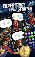 Screenshot of Marvel Puzzle Quest