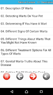 Warts: Causes Cures Treatments- screenshot thumbnail