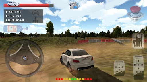 Grand Race Simulator 3D screenshot 1