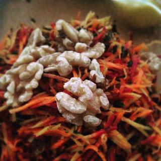 Morroccan Carrot Salad