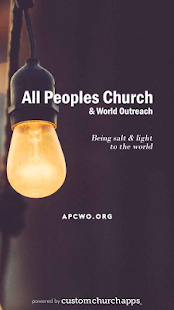 All Peoples Church Bangalore- screenshot thumbnail