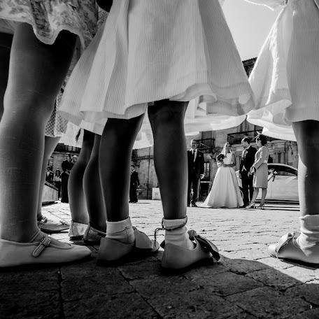 Fotógrafo de bodas David Almajano maestro (Almajano). Foto del 15.03.2018