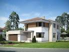 projekt domu Cyprys 2 CE