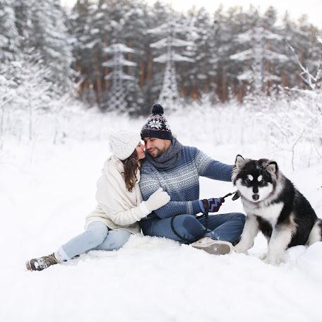 Свадебный фотограф Александра Еремеева (eremeevaphoto). Фотография от 16.01.2018