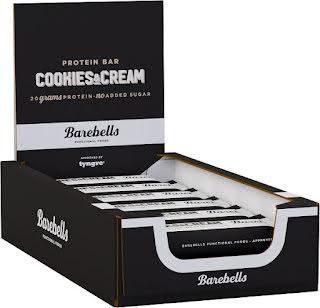 Barebells Protein Bars Cookies & Cream
