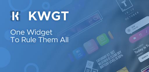KWGT Kustom Widget Maker PRO  Mod APK