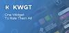 KWGT Kustom Widget Maker PRO v3.51b29609 Mod APK