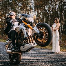 Wedding photographer Przemysław Budzyński (budzynski). Photo of 31.01.2018