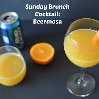 Beermosa a Sunday Brunch Cocktail