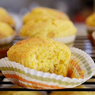 Famous Dave's Corn Bread Muffins