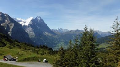 """Photo: A """"3 grácia"""" Eiger,Mönch,Jungfrau"""