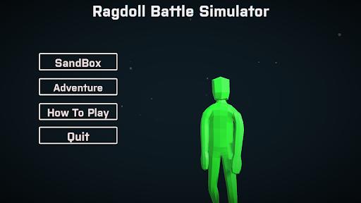 Ragdoll battle simulator apktram screenshots 1