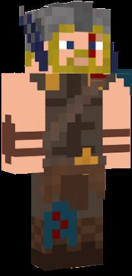 Thor Nova Skin - Skins para minecraft pe guerra