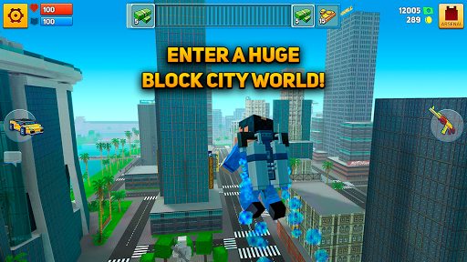 Block City Wars: Pixel Shooter with Battle Royale Apk 2