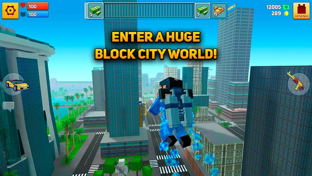 Block City Wars PC