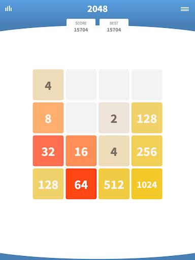 2048 Classic u00b7 Swipe Game screenshots 5