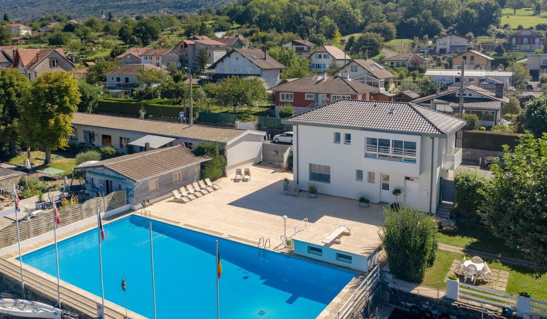 Villa avec piscine Maxilly-sur-Léman