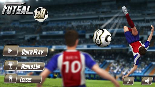 le football futsal 2  captures d'u00e9cran 1
