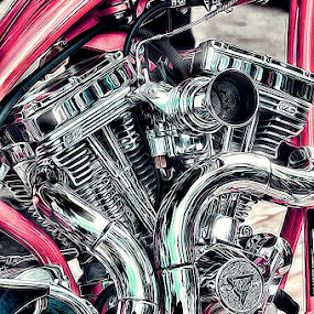 .:: ENGINE ::. by Duto Nug - Transportation Motorcycles ( indonesia )