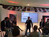 Filip Joos en Peter Vandenbempt gaan bij Eleven Sports aan de slag als commentatoren