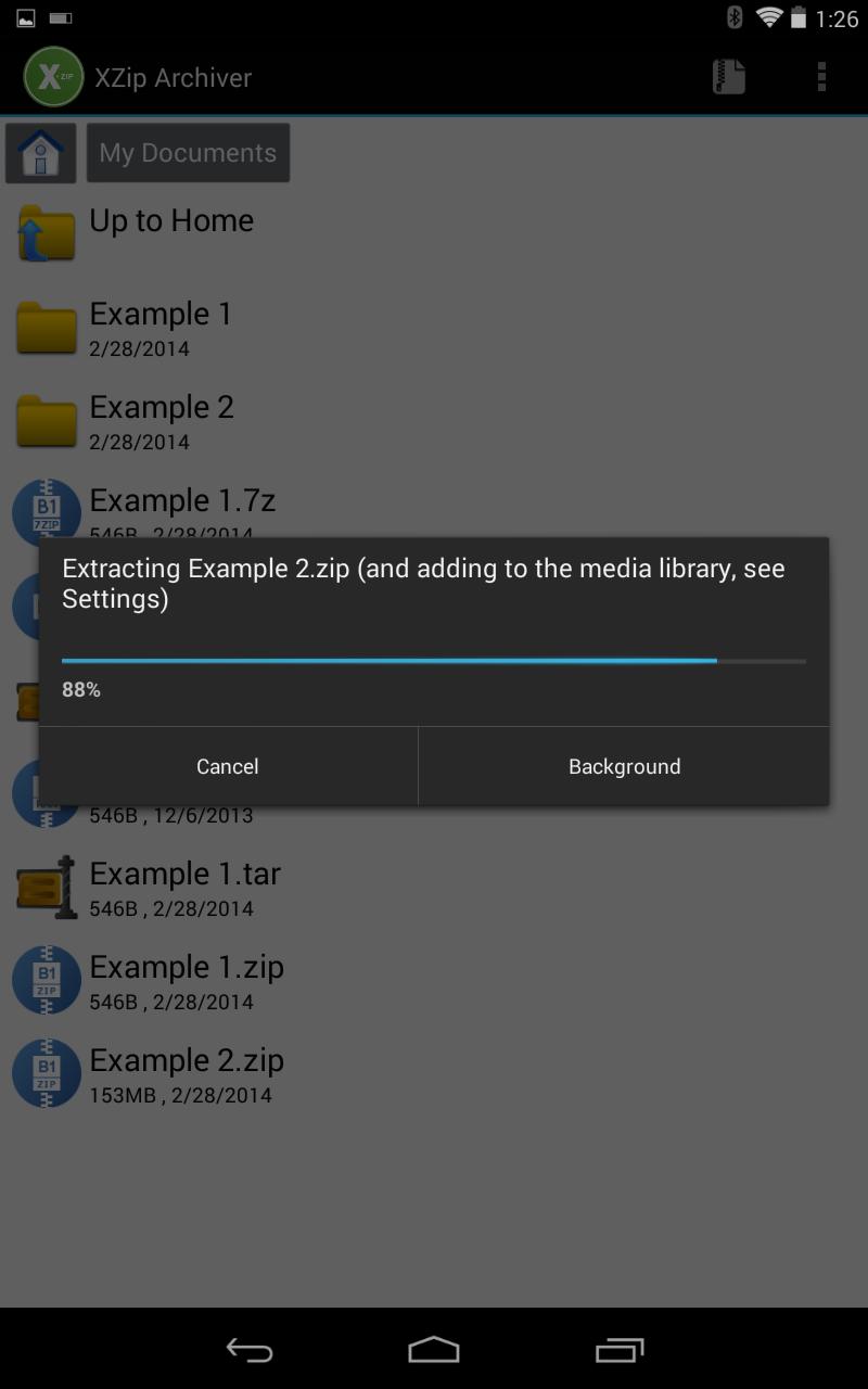 XZip - zip unzip unrar utility APK Cracked Free Download