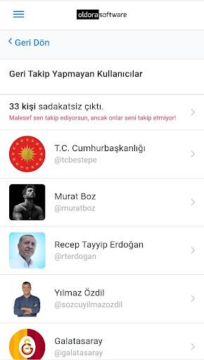 Reports profilime kim baktı screenshot 4