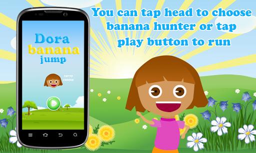Dora Banana Jump