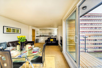 Armstrong House serviced apartments, Uxbridge