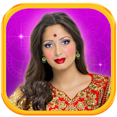 Dulhan Dress Up Photo Indian