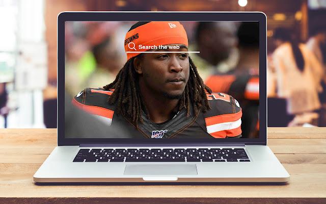 Kareem Hunt HD Wallpapers NFL Theme