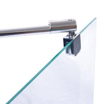 Barre de stabilisation pour paroi de douche