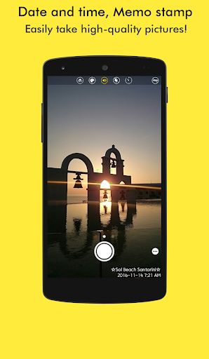 SnapTime - Easy Stamp Camera 3.11 screenshots 1