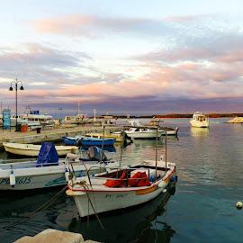 by Andjela Miljan - Transportation Boats