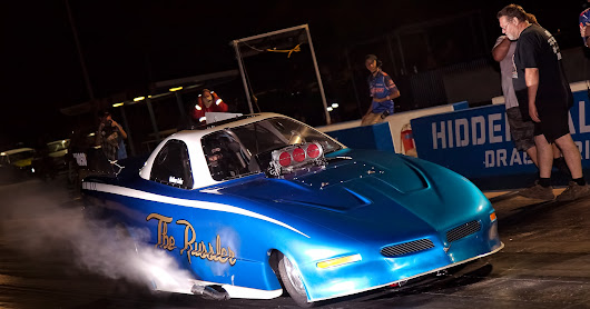 2017 Hidden Valley Drag Strip Track Championship - Round 1 (6 May)
