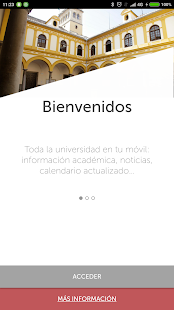 UGR App Universidad de Granada- screenshot thumbnail
