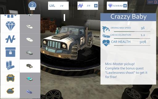 Freezero 1.1 screenshots 2
