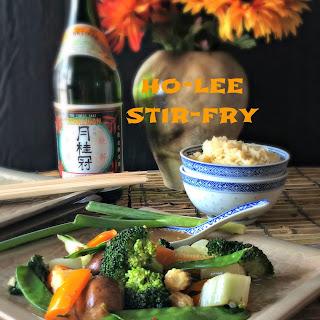 Ho-Lee Stir-Fry