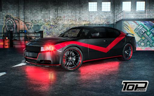 Top Speed: Drag & Fast Racing apkpoly screenshots 10