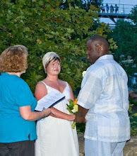 Photo: Married at Falls Park 9/10 - photo courtesy SusanGrayPhotographer.com