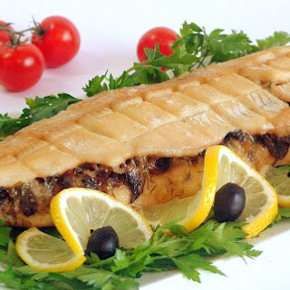 Lemon Dill Fish Fillets Recipes