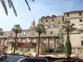 Photo: Fortress in Split